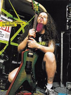 Dimebag Darrell shot and killed on stage Rocking, died doing what he loved with a guitar in his hands.