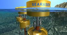 Tidal power... comparable to fossil fuel prices