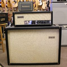 Marshall Early 60 Reissue Amp with 4-12 Cab