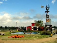 Dewberry Farms in Brookshire, TX. I can't wait to take Noah this weekend. Another fun fall outing!! We love Autumn