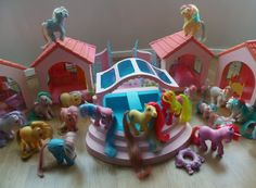 My little pony vintage estate