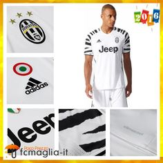 Offerta Maglie Da Calcio Juventus Terza Bianco 2016 2017 Ufficiale