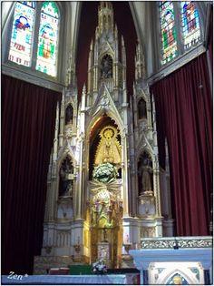 """""""Santuario de Nuestra Señora de Regla"""" """"Catedral de Chipiona"""" VIRGEN DE REGLA PATRONA DE CHIPIONA"""