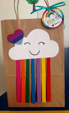 Regenbogenparty Treat bag Rainbow themed Wedding Accessories and Wedding Party Gifts Article Body: T Rainbow First Birthday, Rainbow Unicorn Party, Rainbow Theme, Unicorn Birthday Parties, Birthday Party Themes, 7th Birthday, Rainbow Party Decorations, Rainbow Parties, Birthday Decorations