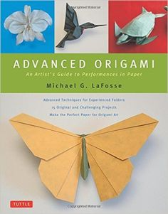 Advanced Origami: An Artist's Guide to Performances in Paper: Amazon.de: Michael LaFosse: Fremdsprachige Bücher