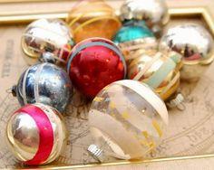 DIY - Vintage Christmas Tree Ornaments | Fitzroy Boutique