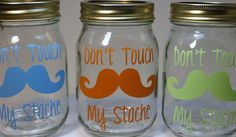 Etsy listing at https://www.etsy.com/listing/176567302/sale-mustache-piggy-bank-savings-jar-my