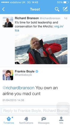 Frankie Boyle at it again. Frankie Boyle, Funny Shit, Funny Stuff, Richard Branson, You Mad, Word Up, Atheist, Comedians, Funny Things