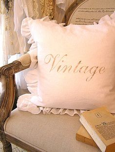 Made To Order Shabby French Chic White by CutePinkStuffANDMORE, $28.00