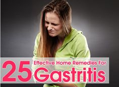 25 Effective Home Remedies For Gastritis