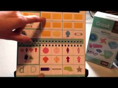 All About the Artiste Cricut Cartridge from Close to My Heart