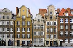 Gdańsk, a pearl by the Baltic Sea - Backpack Globetrotter Baltic Sea, Old Town, Poland, Backpack, City, Travel, Old City, Viajes, Cities