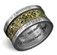 I found 'Dr. von Rosenstein's Induction Principle Alchemy Gothic Ring' on Wish, check it out!