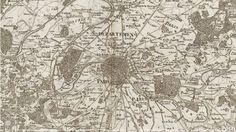 Browse the Cassini Map / a journey through France in the XVIII century on #ArcGIS Online - #agol