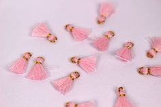 CLEARANCE!!R012 Mini Tassel For Doll Clothes Sewing Jewelry Making Barbie Blythe Poppy Parker Fr Bjd