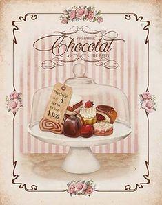 Decoupage Vintage, Papel Vintage, Vintage Paper, Vintage Labels, Vintage Posters, Vintage Pictures, Vintage Images, Etiquette Vintage, Cupcake Art