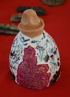 Christmas Bells, Christmas Ornaments, Joy, Ceramics, Crystals, Create, Holiday Decor, Handmade, Color