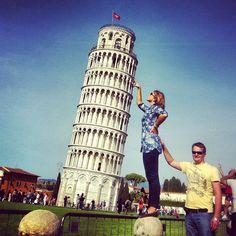 Leaning Tower of Pisa, Piazza del Duomo, Pisa, Italy, Europe