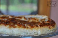 Tarta salada de espinacas y queso feta (spanakopita)