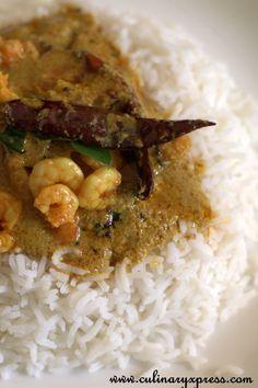 Culinary Xpress: Malabar Prawn Curry