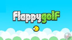 """Flappy Golf"" iPhone and iPad Gameplay! - https://www.youtube.com/watch?v=QOPmPDvCzuI  #gameplay #walkthrough #videos #ios #games"