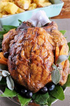 Tacchino glassato ricetta thanksgiving day 2