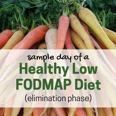 Healthy Low FODMAP Diet