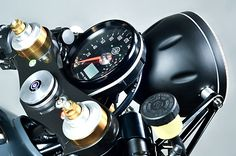 This Vintage Honda Is One Gorgeous Cafe Racer Custom Motorcycles, Custom Bikes, Yamaha Cafe Racer, Cafe Racers, K100, Xjr 1300, Twin Disc, Cx 500, Honda Cx500