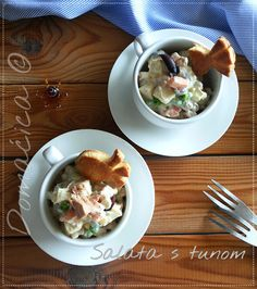 Salata s tunjevinom - Tuna salad ... Ovo je, po mom mišljenju, jedna od najlepših i najukusnijih salata :) #majonez #masline #predjela #salate #tunjevina #apple #potato #mayonnaise #olives #appetizers #salads #tuna #tunasalad #recepti #domaćakuhinja #recipes #homemadefood #goodfood #foodbloggers #foodphotography #serbianfood #homecooking #easytomake #рецепты #tasty #yummy #brunch #partyfood