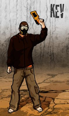 Zombicide, création personnage Kev