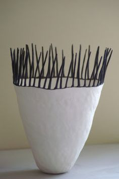 Contemporary Basketry: Materials/Clay