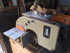 Emcostar woodworking machine for sale on Trade Me, New Zealand's auction and classifieds website Diy And Crafts, Arts And Crafts, Old Tools, Cool Furniture, Woodworking Plans, Cool Stuff, Wood Working, Construction, Star