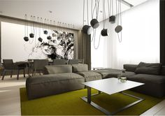 Дизайн проект интерьера дома в Вышгороде