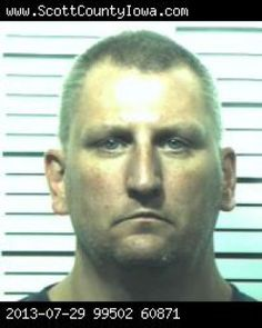 Bettendorf man accused of molesting 8-year-old girl
