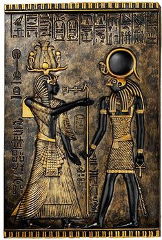 Maa Kheru/Maat Kheru waas Djedu Ankh Ra. True of voice and intentions in life and the hereafter, to be incooperated into appropriate action. This is what this amazingly vivid image speaks to the DNA