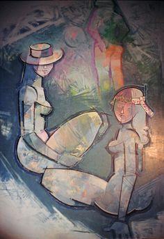 The World and the Katafigiotis Art Greek Art, Painters, Greece, Artist, Kunst, Amen, Grease, Artists