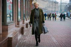 Streetstyle z Módnych dní v Kyjeve - Top Fashion