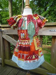 Girls spring dress  toddler dress size 2T   toddler by BenneboKids, $28.00