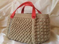 Punto Papaya uncinetto - Tutorial borsa crochet - YouTube