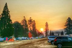 Party Camping: Top Sites in Northern California