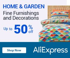 Home & Garden--Fine Furnishings and Decorations Up to 50% off
