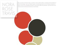 Nora Rose Travis. like the opaque logo