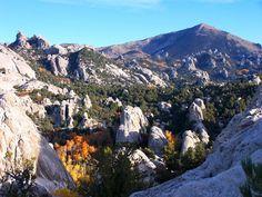 Panoramio - Photo of City of Rocks Idaho