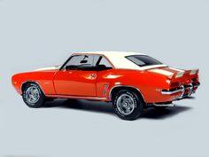 1969,Camaro Z28