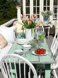 Me encanta la mesa