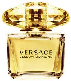 Versace Yellow Diamond Eau de Toilette #perfume #versace