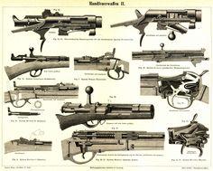 Mechanizm broni palnej 2