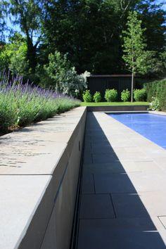 Individuelle hochwertige luxus outdoor k chen von for Pool eckig stahl