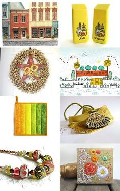 ~ BOUTIQUE SHOPPING IN TOWN ~   by Cappriell McQuiston on Etsy--Pinned with TreasuryPin.com