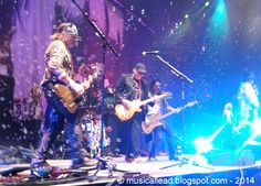 Alice Cooper - Alice Cooper, Band and Rick Nielsen